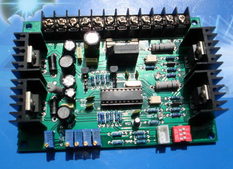 yd-4020d智能双路数字比例阀放大器板