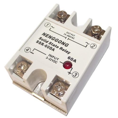 ssr-40dd直流固态继电器(基本型)泉州市伟达自动化
